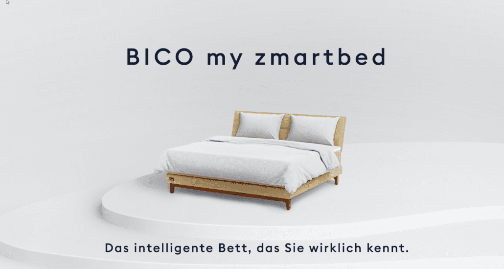 Home Bico For A Deep And Healthy Sleep